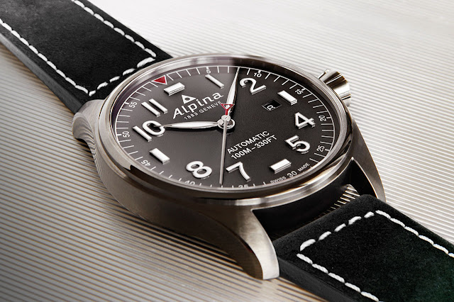 Alpina Startimer Pilot Automatic Mechanical Automatic Watch