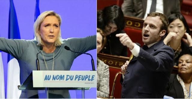 Οι πολύχρωμες πεταλούδες των γαλλικών εκλογών