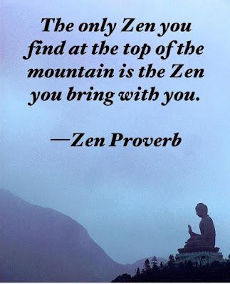 Excellence Zen Quotes