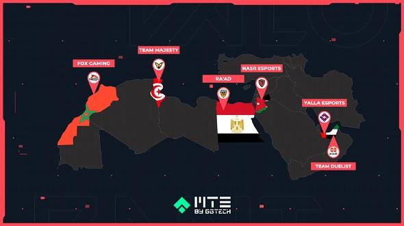 MENA Tech Strike Arabia Championship - VALORANT Competition