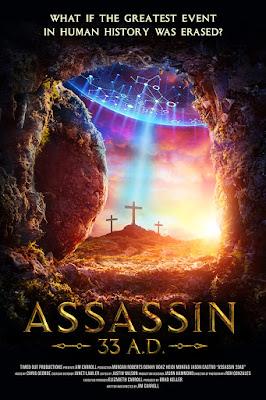 Assassin 33 AD Movie Poster 2020