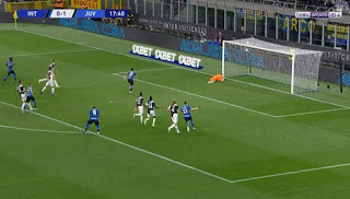 هدف تعادل انتر ميلان مع يوفنتوس (1-1) تعليق عصام الشوالى