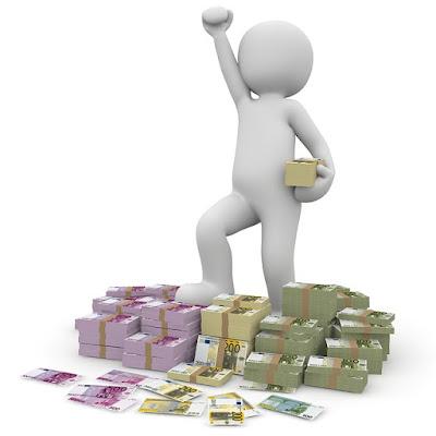 4 Cara Menghasilkan Uang Melimpah Dari Blog