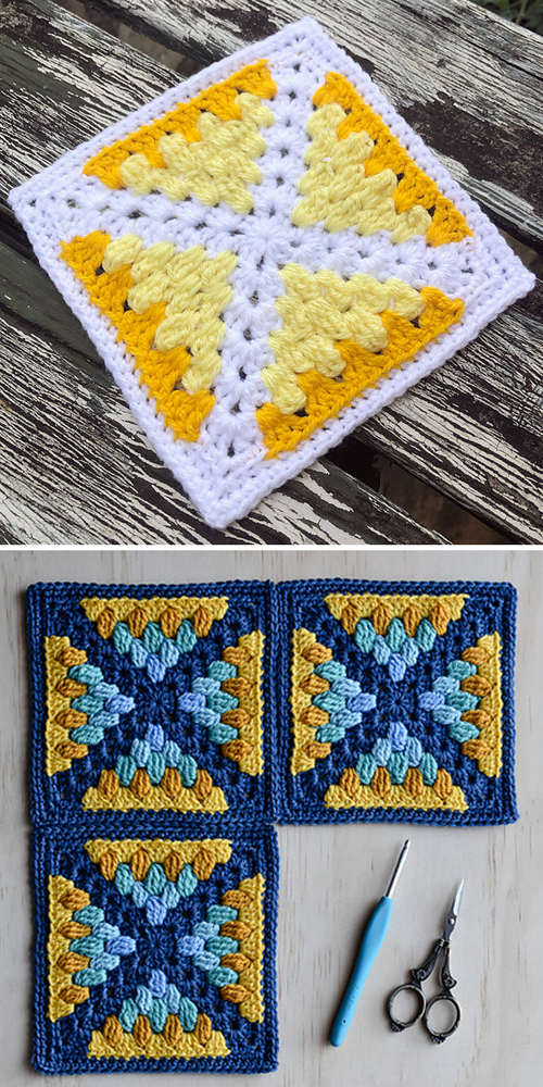 Crossroads - Crochet Pattern