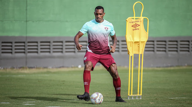 Rodrigo Junior Paula Silva, mais conhecido como Digão deve recuperar a vaga de titular no time do Fluminense, após o retorno às  atividades no Centro de treinamento Carlos Castilho, foram 96 sem treinamentos no CT.