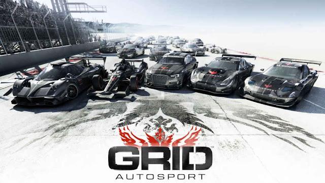 Locandina gioco Grid Autosport