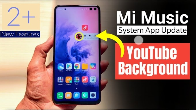 Mi Music Introduce New Update In Their App - Know Full Details Here