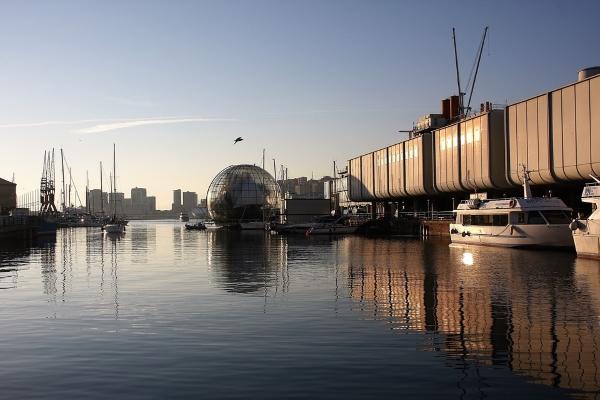 porto antico-Genova-Renzo Piano