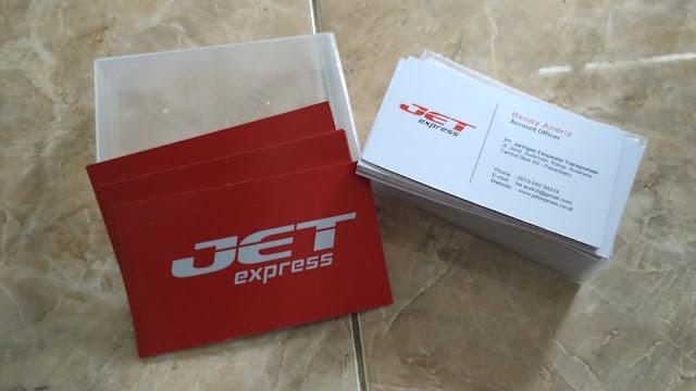 Kartu Nama JET Express
