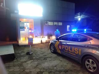 Blue light Patrol Polsek Enrekang Kontrol Obyek Vital, Ini Harapannya