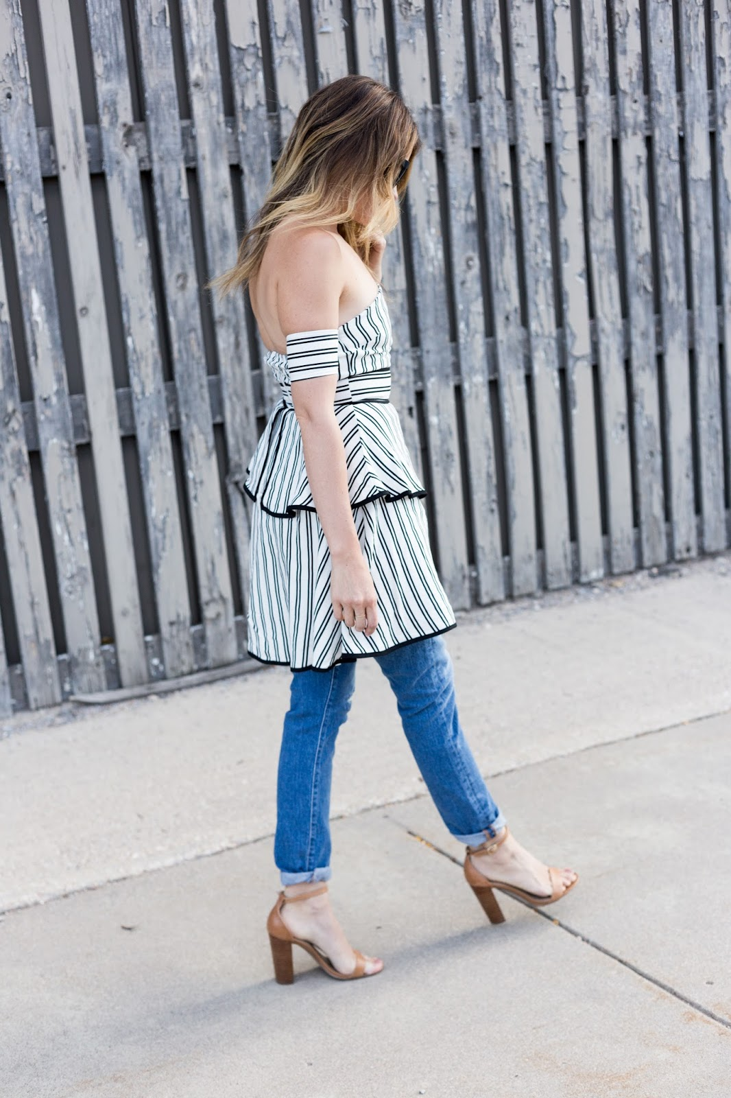 3 Tips To Style A Dress Over Jeans by Colorado fashion blogger Eat Pray Wear Love