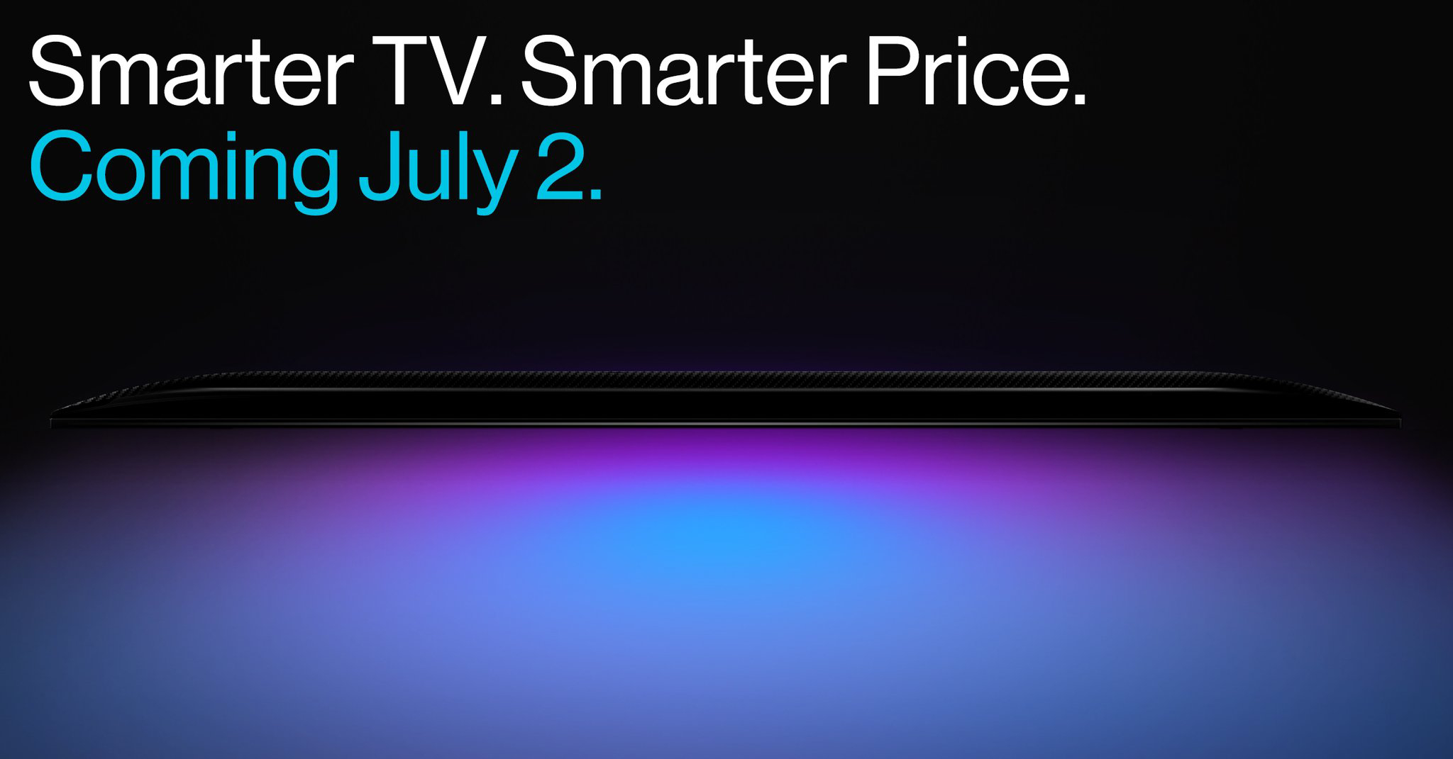 SmartTV launching soon on June 12th in india