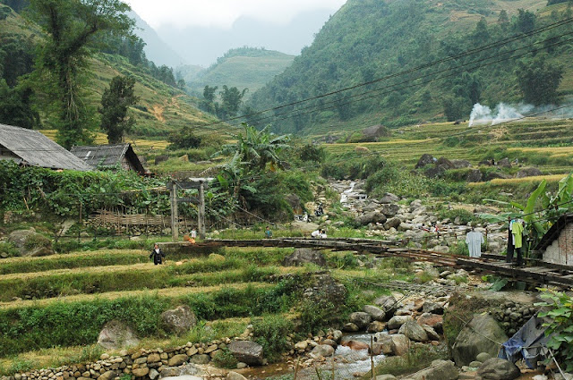 Culture and Trekking in Sapa 1