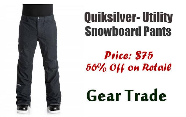 snowboard pants on sale