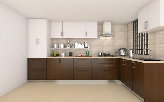 Modular kitchen interior designs home designs interior for Hometown modular kitchen designs