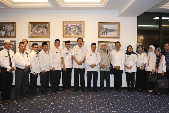 Pemprov Lampung Dorong LPTQ Cetak Qori dan Qoriah Berprestasi