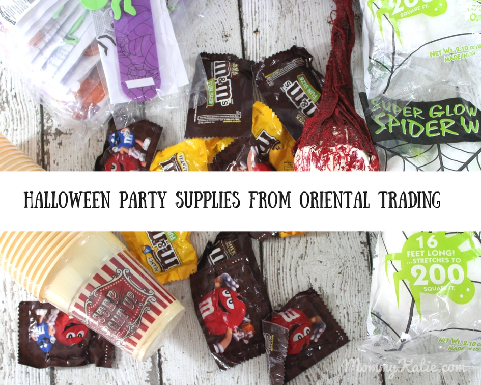 Mommy Katie: Halloween Parties with Oriental Trading
