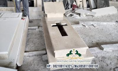 Kuburan Makam Model Kristen, Makam Marmer Katolik