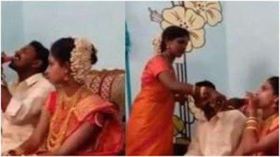 என் கணவன், சந்தோஷை, சரண்யாவே, வச்சிக்கட்டும்