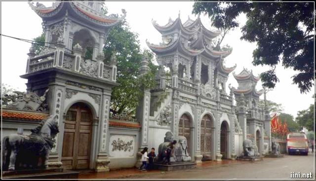 Đền Tiên La - Thái Bình