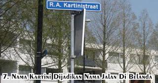 Nama Kartini Dijadikan Nama Jalan Di Belanda merupakan salah satu fakta menarik Raden Ajeng Kartini yang wajib diketahui