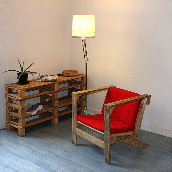 Desain Palet Kayu Untuk Furniture