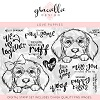 Graciellie Love Puppies digis