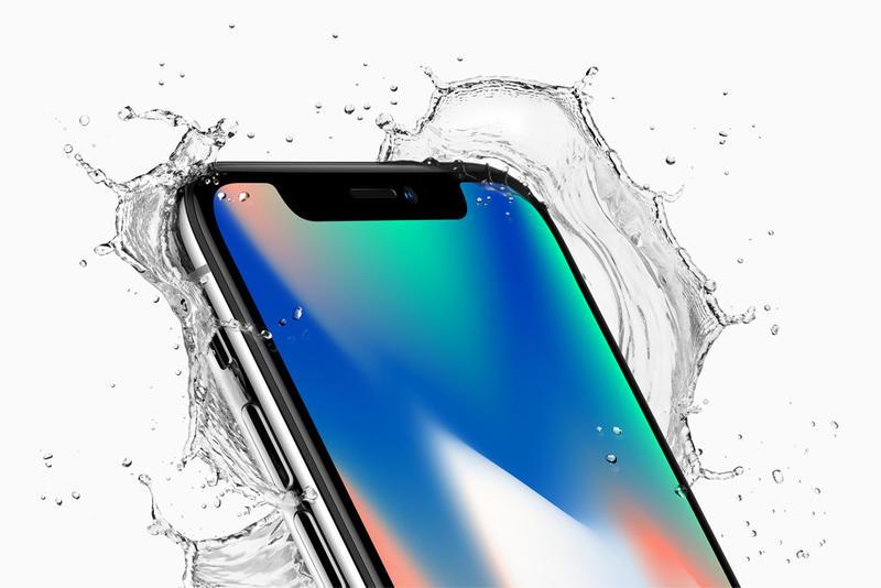 iPhone 進水
