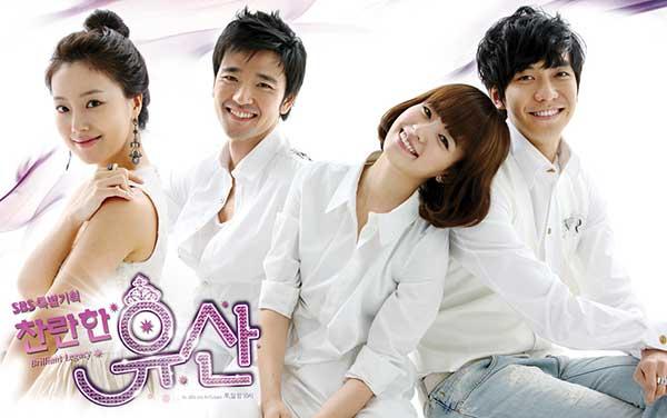 Download Drama Korea Shining Inheritance Batch Subtitle Indonesia