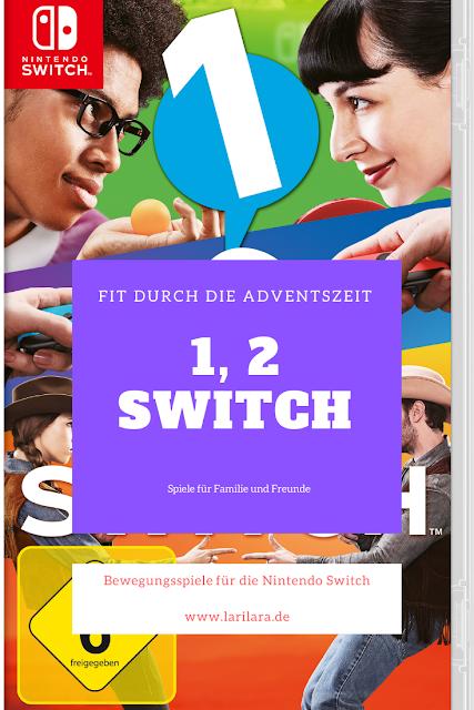Mit Freunden und Familie zur Adventszeit mit der Nintendo Switch spielen