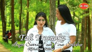 Lirik Lagu Tali Tresnoku - Fira Saleho Ft Arya Satria