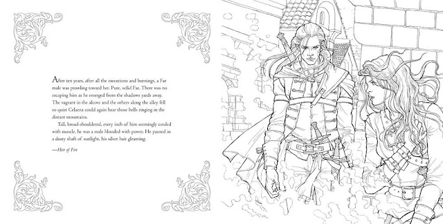 throne of glass coloring book pages - imperial beach teen blog cover revealed empire of storms