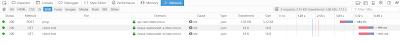 Export Network Developer Tool To Excel