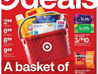 Target Weekly Ad January 24 - 30, 2021 and 1/31/21