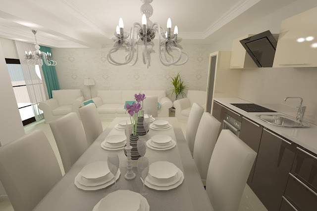 Arhitect interioare Constanta - Design interior living case moderne Constanta