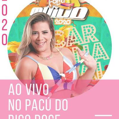 Forró do Muído - Bloco Pacu do Bico Doce - Recife - PE - Fevereiro - 2020
