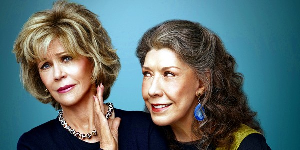 Grace (Jane Fonda) and Frankie (Lily Tomlin)