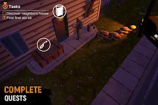 Let's Survive – Survival in zombie apocalypse apk mod