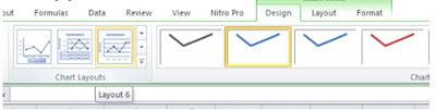cara membuat grafik tracking signal