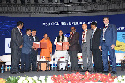 DefExpo 2020 witnesses signing of Over 200 MoUs, ToTs and product launches