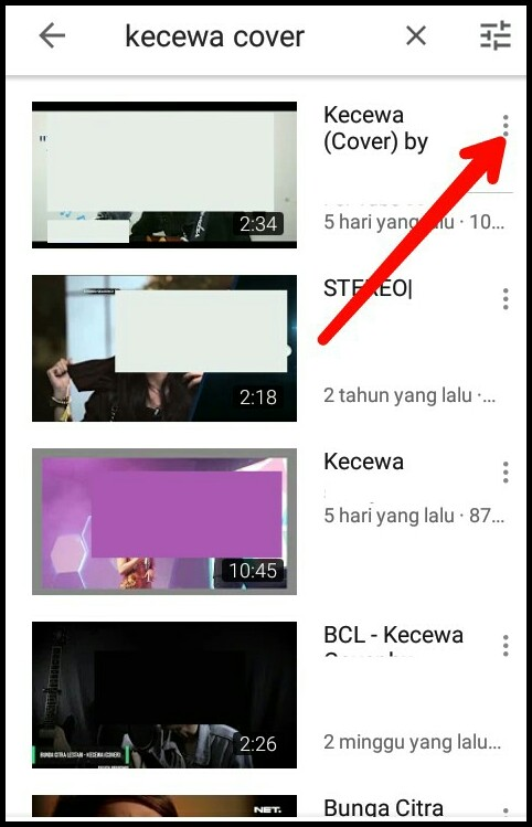 download lagu di youtube tanpa aplikasi