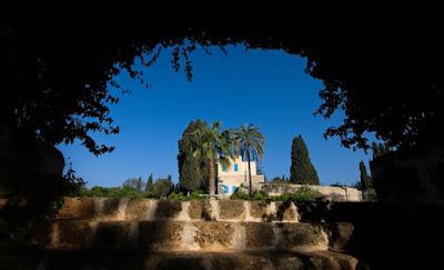 Особняк Мазраи, где одно время проживал Бахаулла