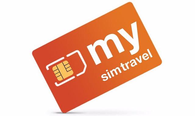 Chip Pré Pago Internacional de celular América do Sul: Mysimtravel