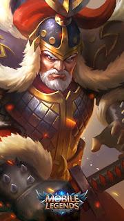 Yi Sun Shin Major General Heroes Marksman of Skins V2