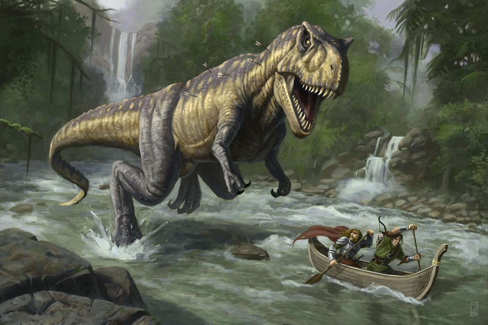 T-Rex Wallpapers | Animals Library