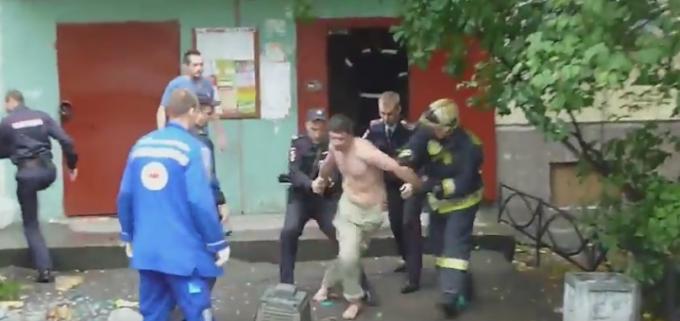 Психи на улицах Киева