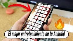 EL MEJOR ENTRETENIMIENTO EN TU TELÉFONO MEJOR APP PARA VER TV 2020