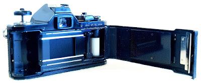 Pentax MX 35mm SLR (Black) Body #495