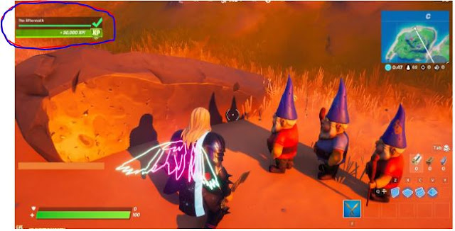 Fortnite Season 4 Secret Quests to Earn Free XP for Level up