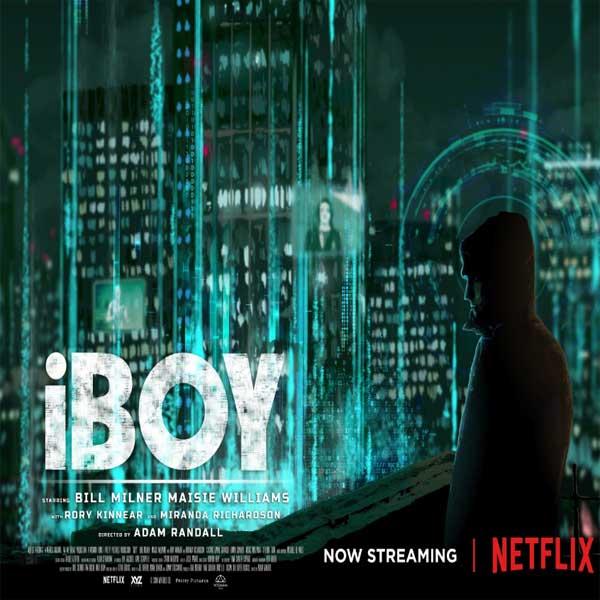 iBoy, iBoy Synopsis, iBoy Trailer, iBoy Review